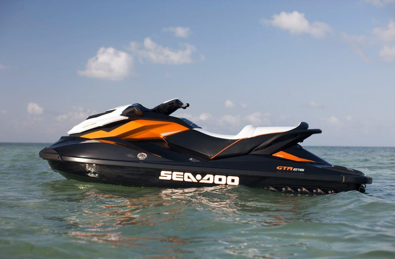 Sea-Doo jet ski