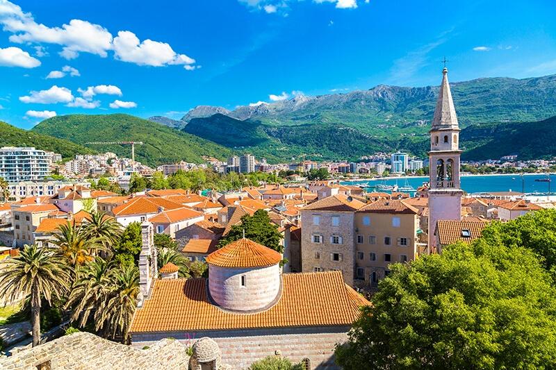 church in montenegro