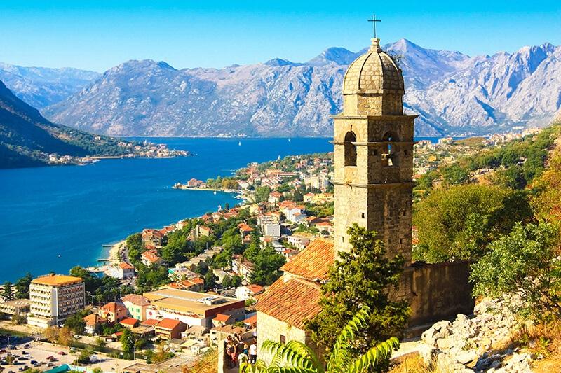 montenegro church