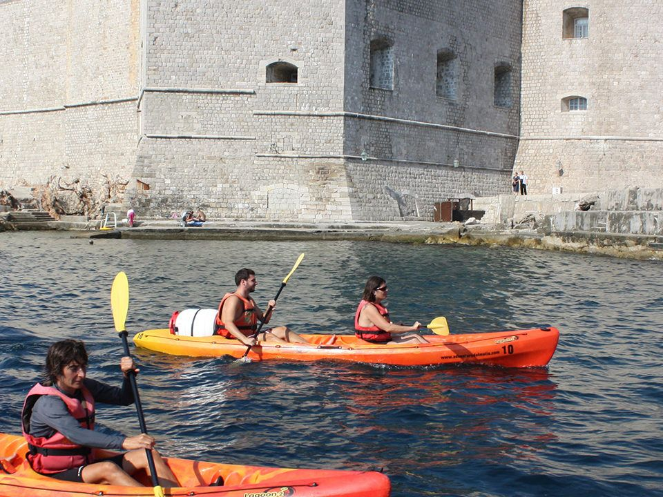 sea-kayaking-dubrovnik-excursion