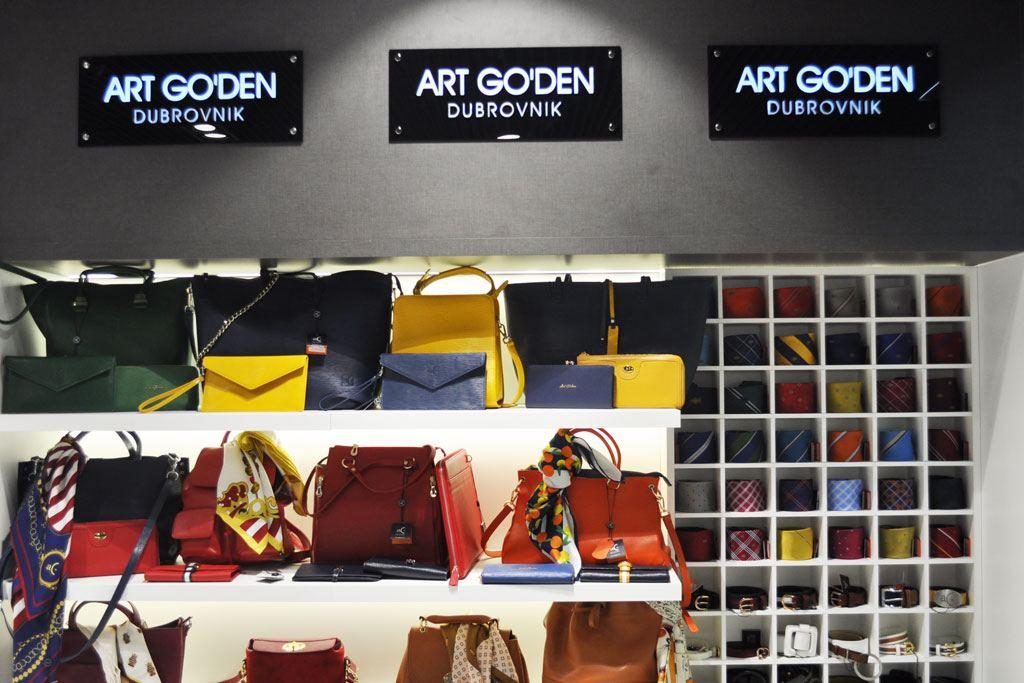 ART-GO'DEN_store-Airport-Dubrovnik