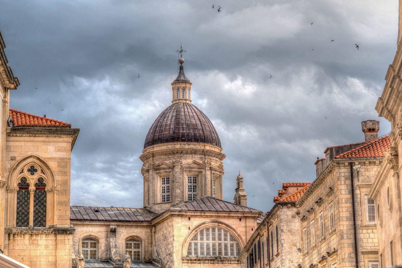 croatia cathedral dubrovnik