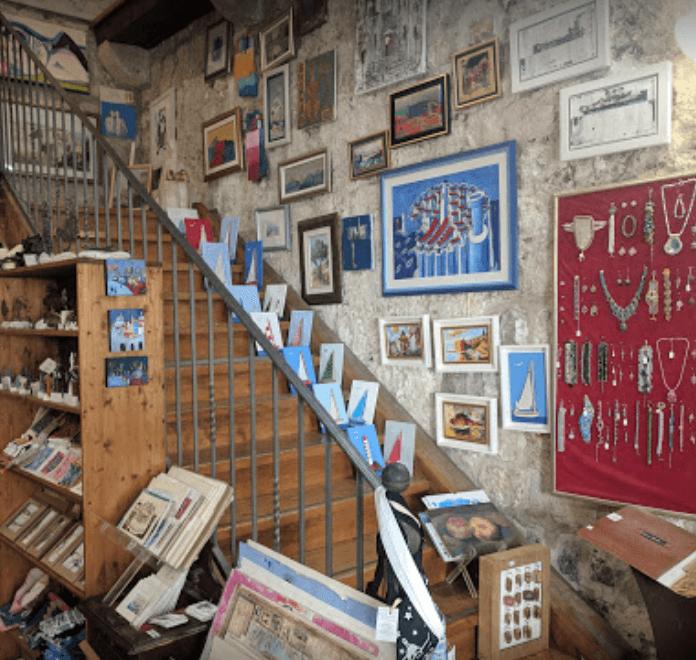 inside dubrovnik house