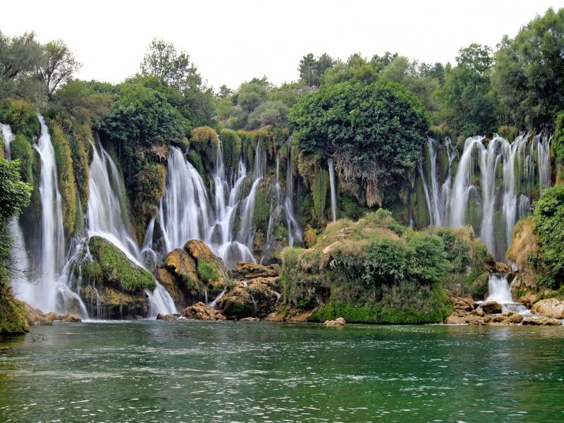 kravica waterfalls